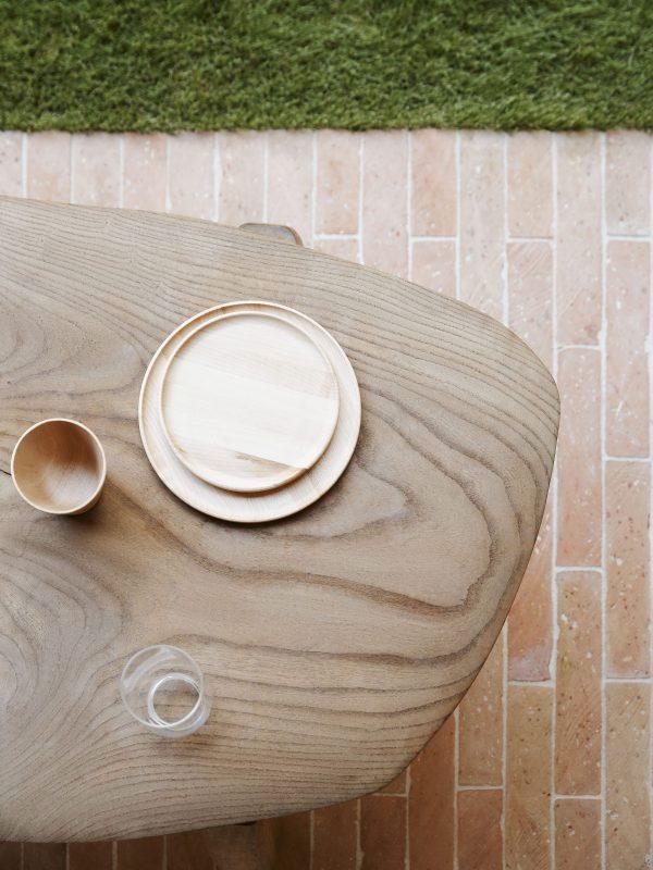 Wyer Co Sydney Landscape Design Terracotta Tiles Offset Soft Textured Grass Photography by Anson Smart
