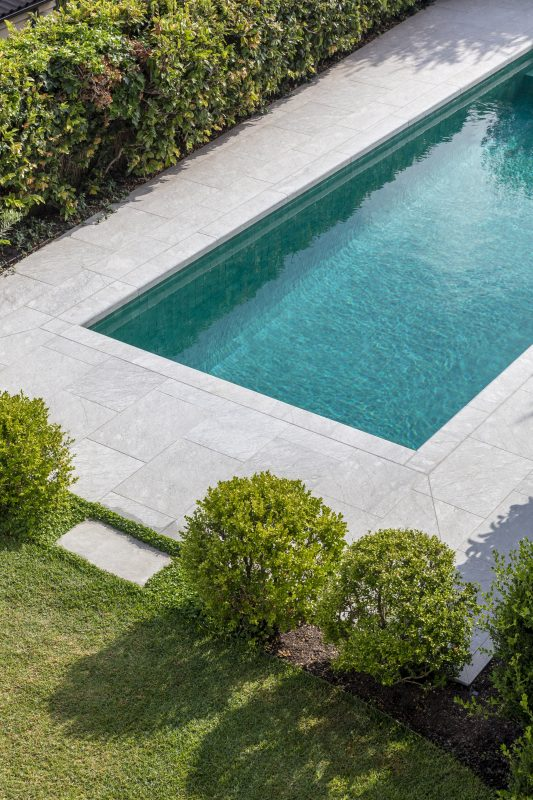 Wyer-Co_Harbourside-Garden_Luxury-Pool-Features-Handcrafted-Moroccan-Tiles-And-Limestone-Coping